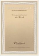 ETB 41/1991 Max Ernst, Maler - [7] Repubblica Federale