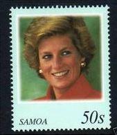 Samoa Diana - Acteurs