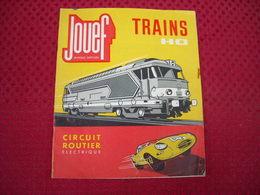 Catalogue Jouef  Ancien Train HO Maquettes Ferroviaires SNCF Modélisme - Trains