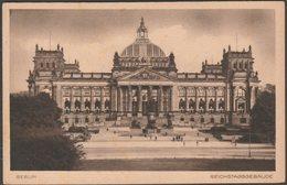 Reichstagsgebäude, Berlin, C.1920 - AK - Tiergarten