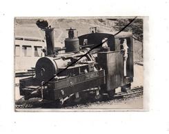 Suisse , Locomotive , Montreux A Glion ,  Etat Voir Verso - VD Vaud