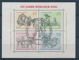Duitsland/Germany/Allemagne/Deutschland Berlijn/Berlin 1969 Mi: Block 2 (Gebr/used/obl/o)(3658) - Blokken