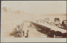 The Esplanade, Weymouth, Dorset, 1905 - Cummings RP Postcard - Weymouth