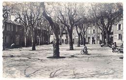 Cpsm Gréasque - Le Cours Ferrer - France