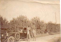 86Cps  Photo N°2 Automobile Tacot à Identifier En 1927 - Voitures De Tourisme