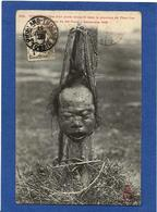 CPA Tonkin Asie Circulé Exécution Supplice - Viêt-Nam