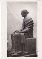 LUIS PERLOTTI 1938 ESTATUA PAULA ALBARRACIN DE SARMIENTO SIGNEE PHOTO SIZE 23x18cm-RARE-TBE- BLEUP - Historical Documents
