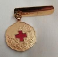 Médaille Japon Miniature - Croix Rouge Impériale Japonaise - Medals