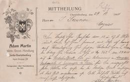 CHARLOTTENBURG ADAM MARTIN - Germany