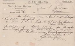 HERRN GEBRUDER GROSS - Germany