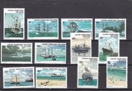Cocos Nº 20 Al 31 - Islas Cocos (Keeling)