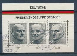 Duitsland/Germany/Allemagne/Deutschland 1975 Mi: Block 11  (Gebr/used/obl/o)(3659) - [7] West-Duitsland