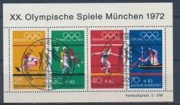 Duitsland/Germany/Allemagne/Deutschland 1972 Mi: Block 8  (Gebr/used/obl/o)(3661) - [7] West-Duitsland