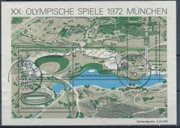 Duitsland/Germany/Allemagne/Deutschland 1972 Mi: Block 7  (Gebr/used/obl/o)(3662) - [7] Federal Republic