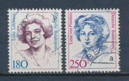 Duitsland/Germany/Allemagne/Deutschland 1989 Mi: 1427-1428  (Gebr/used/obl/o)(3672) - [7] West-Duitsland