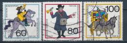 Duitsland/Germany/Allemagne/Deutschland 1989 Mi: 1437-1439  (Gebr/used/obl/o)(3674) - [7] West-Duitsland