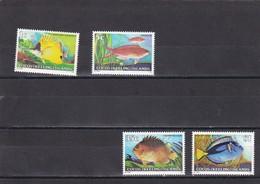 Cocos Nº 34 Al 37 - Islas Cocos (Keeling)