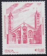 REPUBBLICA  2007  SANT'EVASIO ** MNH - 1946-.. République