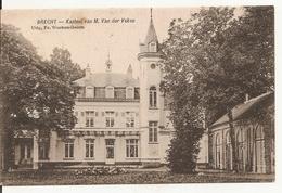 Brecht - Kasteel Van M. Van Der Veken 1907 - Brecht