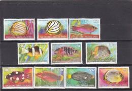Cocos Nº 40 Al 49 - Islas Cocos (Keeling)