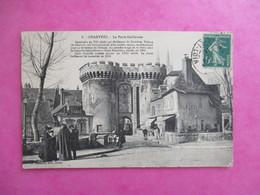 CPA 28 CHARTRES LA PORTE GUILLAUME - Chartres
