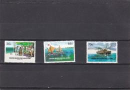 Cocos Nº 113 Al 115 - Islas Cocos (Keeling)