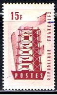 2F 942 //  Y&T 1076 // 1956 - France