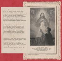 Image Pieuse - 19 Iem -  SANTINO - Holly Card -Les Plaisirs Du Sacré-Coeur -  Boumard Et Fils - Paris - - Devotion Images