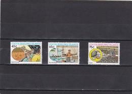 Cocos Nº 167 Al 169 - Islas Cocos (Keeling)