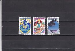 Cocos Nº 170 Al 172 - Islas Cocos (Keeling)