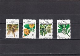 Cocos Nº 195 Al 198 - Islas Cocos (Keeling)