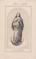 Priester Petrus Braem-beveren-mechelen-gits-lokeren-vracene-st.nicolaes 1856 - Andachtsbilder