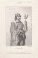 Louis Antoine Le Paige-anvers   1861 - Images Religieuses
