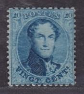Médaillon Dentelé - N°15A (D12,5/13,5) Neuf Charniéré. Bien Centré TB. Cote 200 Euros - 1863-1864 Medallions (13/16)