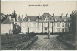 Misy-sur-Yonne-Le Château (CPA) - Frankrijk
