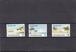 Cocos Nº 237 Al 239 - Islas Cocos (Keeling)
