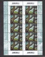 Deutschland BRD ** 3410  Harz-Bergfichtenurwald  Kleinbogen Neuausgabe  9.8.2018 Postpreis 7,00 - BRD