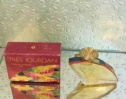 """Miniature  """"Très Jourdan """" De CHARLES JOURDAN Eau De Parfum 5 Ml Dans Sa  Boite (M076) - Miniatures Modernes (à Partir De 1961)"""