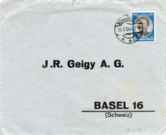 (Lo2311) Brief DR St. Neumünster N. Basel - Duitsland