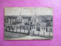 CPA 59 DUNKERQUE VUE DE L'HOPITAL - Dunkerque