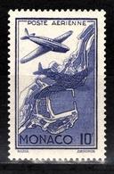 MONACO 1933 / 1941  N° 3  - NEUF** - Airmail