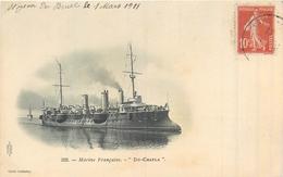 MARINE FRANCAISE  Du-chayla  2scans - Warships