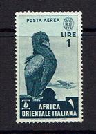 ITALY...Italian East Africa...1938...airmail - Italian Eastern Africa