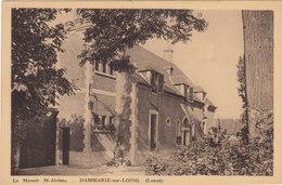 °°°°  45  DAMMARIE   Sur Loing  :  Manoir ST. Jerome   °°°°  ////   REF.  AOUT 18 / BO. 45 - France