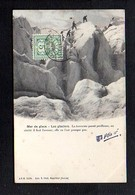 Suisse / Série Pfaff / Mer De Glace / Les Glaciers ( Environs De Chamonix ) - Schweiz