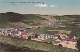 Furtwangen Mit Aussicht Auf Den Feldberg - Furtwangen