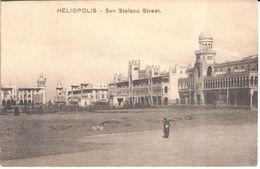 Afrique - Egypte - Heliopolis - Aîn-ech-Chams - San Stefano Street - Egypte