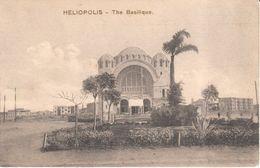 Afrique - Egypte - Heliopolis - Aîn-ech-Chams - The Basilique - Egypte