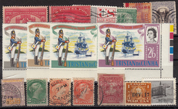 Kleines Restelot Aus Kanada-Amerika- Süd + Lateinamerika-1 - Stamps