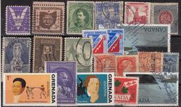 Kleines Restelot Aus Kanada-Amerika- Süd + Lateinamerika-7 - Stamps